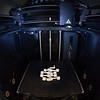 SUNY Buffalo State  Technology Department 3D printing area.
