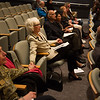 """""""Celebration of Life"""" memorial service in Burchfield-Penney Art Center at SUNY Buffalo State."""