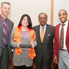 Anna  Burrell awards ceremony at SUNY Buffalo State