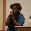 Anna  Burrell awards ceremony at SUNY Buffalo State