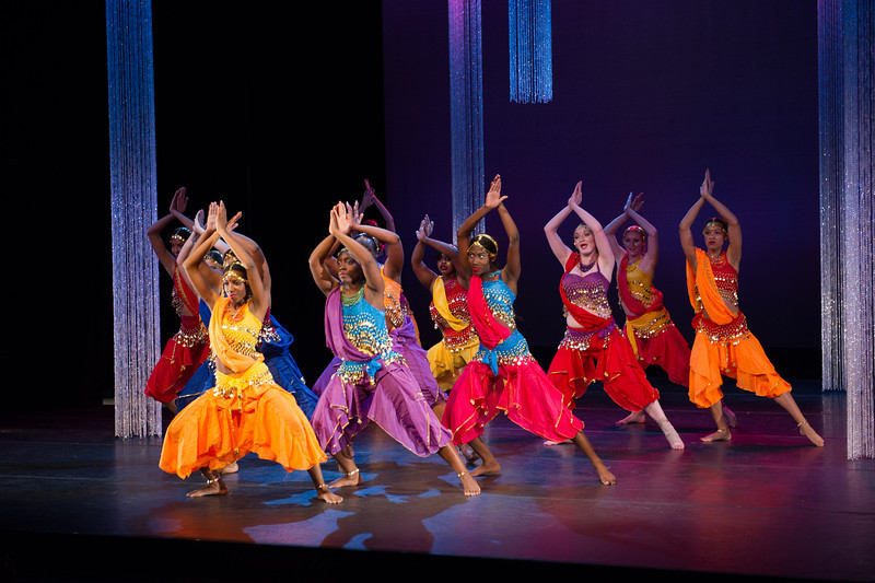 """Seeds"" dance concert at SUNY Buffalo State."