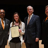 Student Leadership Awards ceremony at SUNY Buffalo State.