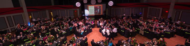 Scholarship Gala fundraising event at SUNY Buffalo State.
