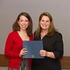 History awards ceremony at SUNY Buffalo State.