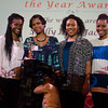 NIA mentor program award ceremony.