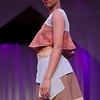 Fashion Technology Runway 7.0 student fashion show at SUNY Buffalo State.