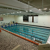 Pool in newly renovated Houston Gym at SUNY Buffalo State.