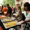 Professional Staff Caucus (PSC) annual Corn Fest at SUNY Buffalo State.