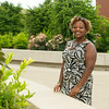 Environmental portraits of students for English Department web site at SUNY Buffalo State.