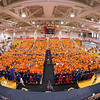First-Year Convocation at SUNY Buffalo State.