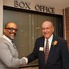 Dr. Joseph Grande and Marguerite Grande Box Office renaming ceremony at SUNY Buffalo State.