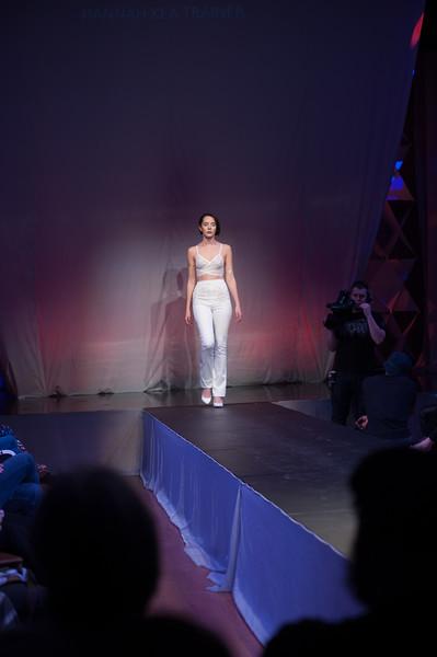 Fashion Technology Runway  Innovation student fashion show at SUNY Buffalo State.