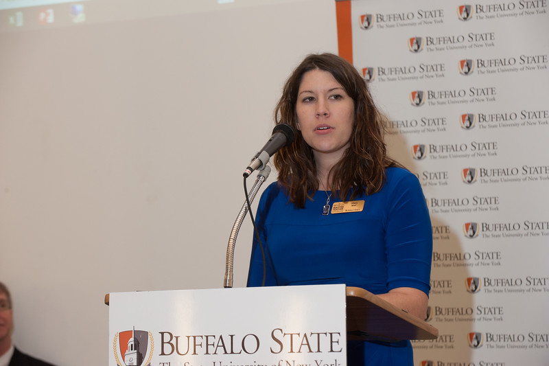 Master Teacher Program at SUNY Buffalo State.