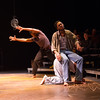 "Student Theater production of ""The Brothers Size"" at SUNY Buffalo State."