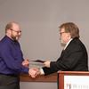 History and Social Studies Education awards ceremony at SUNY Buffalo State.