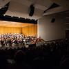 Philharmonia concert at SUNY Buffalo State.