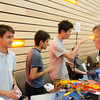 Computer Science for High School (cs4hs) student showcase held at Buffalo State College