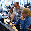 Computer Science for High School (CS4HS) workshops for high school teachers at SUNY Buffalo State.