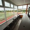 New Press Box at Coyer Field at SUNY Buffalo State.
