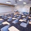 Classroom renovations at SUNY Buffalo State.