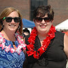 Career Development Center Part-time Job Fair Luau at SUNY Buffalo State.