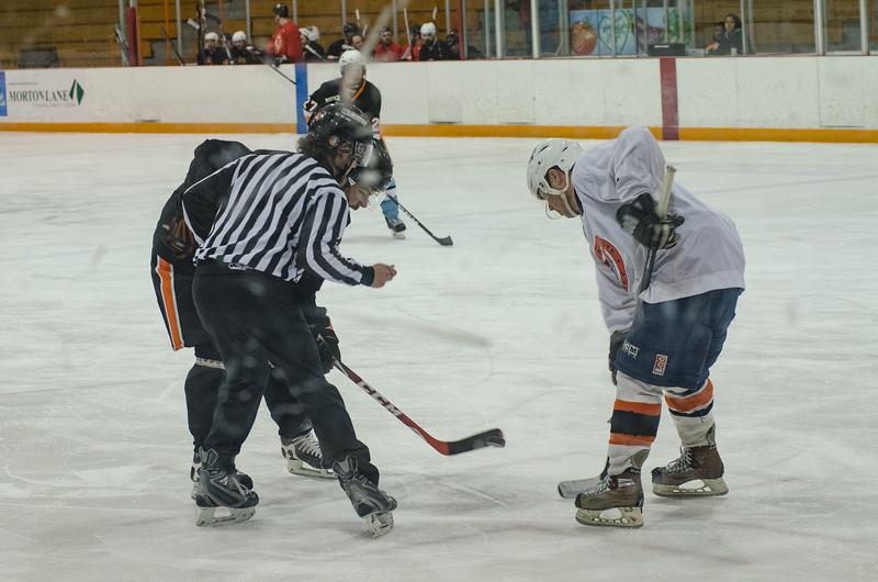 Buffalo State alumni hockey weekend.