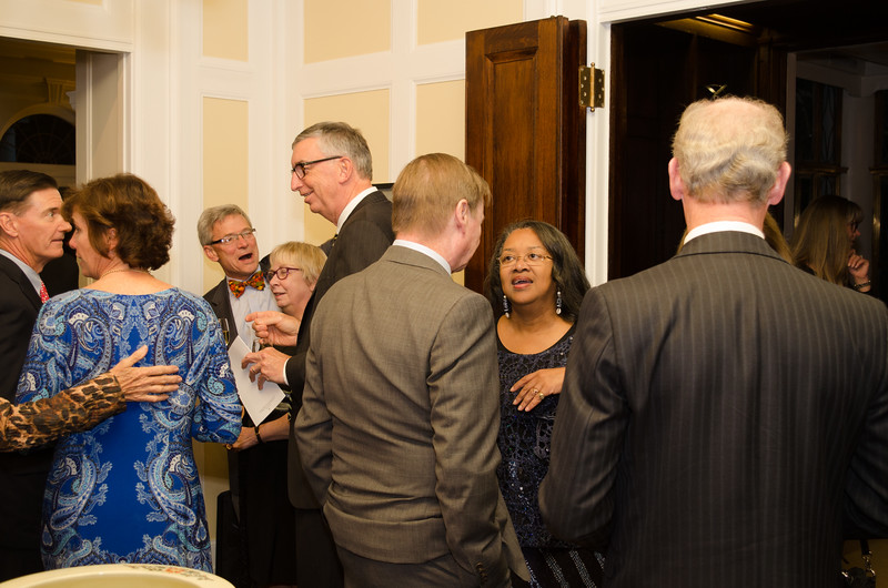 United Way Reception hosted by the President.
