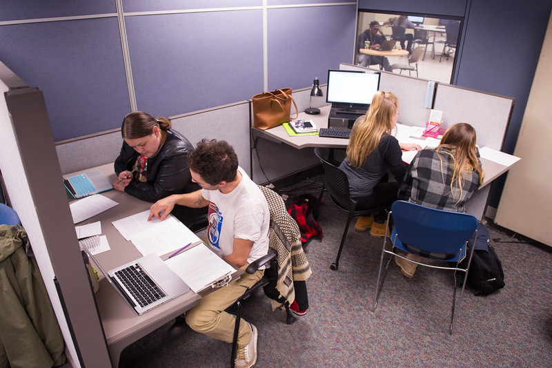 Writing Center at Buffalo State College.
