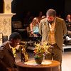 """Student theater production of """"Hedda Gabler"""" at Buffalo State College."""