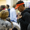 Health and Wellness career fair and panel discussion at Buffalo State College.