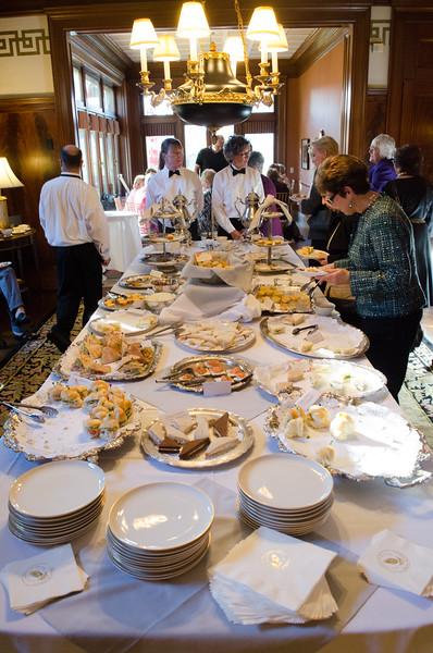 Buffalo Federation of Women's Clubs Tea