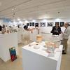 Student Art Sale at SUNY Buffalo State.