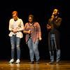 """Take Back the Night"" program at Buffalo State College."