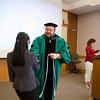The International student undergraduate Ceremony.