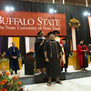 Graduate Commencement at Buffalo State College.