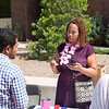 Career Development Center Job Fair Luau at Buffalo State College.