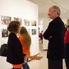 """""""Through the Lens: Reflections on the Anne Frank Project in Rwanda"""" photography show by Bruce Fox at SUNY Buffalo State."""