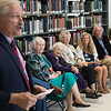 Dedication of the Sidney J. Parnes Creative Studies Collection in the E.H. Butler Library at Buffalo State College.