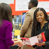 Graduate School Fair presented by the Career Development Center at Buffalo State College.