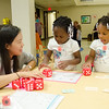 family fun night held by the Daycare Center