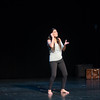 """Muthaland"" one woman show by Minita Gandhi performed during the Anne Frank Social Justice Festival at Buffalo State College."