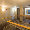 Interior photos of Moore Complex at Buffalo State College.