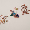 Student jewelry projects for Professor Tara Nahabetian's jewelry design class at Buffalo State College.