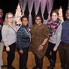Faculty and Staff gather to celebrate the holiday season