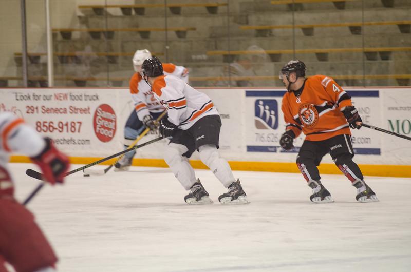 Buffalo State Alumni Women and Men's Hockey Weekend.