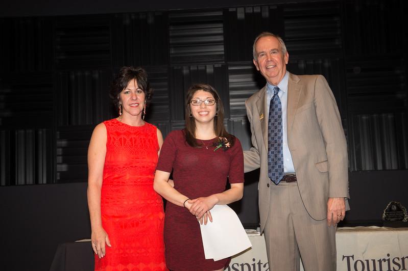 Hospitality and Tourism Buffalo Niagara Ambassador Awards program and reception at Buffalo State College.