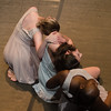 """""""Circle: Dance in the Round""""student dance concert at Buffalo State College."""