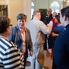 Emeriti Faculty & Staff Reception held at the President's house