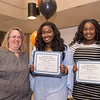McNair Scholars luncheon at Buffalo State College.