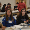 Western New York climate summit at Buffalo State College for various High School Students.